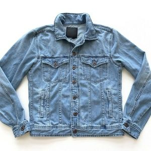 Blank NYC Jean distressed Jacket Womens Size Small